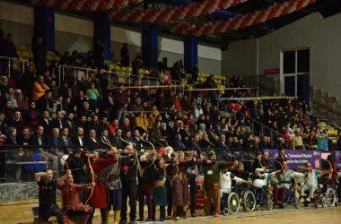 ümraniye belediyesi 3. geleneksel okçuluk yarışması